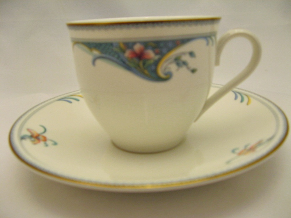 vintage tuscan england fine bone china tee tea cup saucer tasse mit untertasse ebay. Black Bedroom Furniture Sets. Home Design Ideas